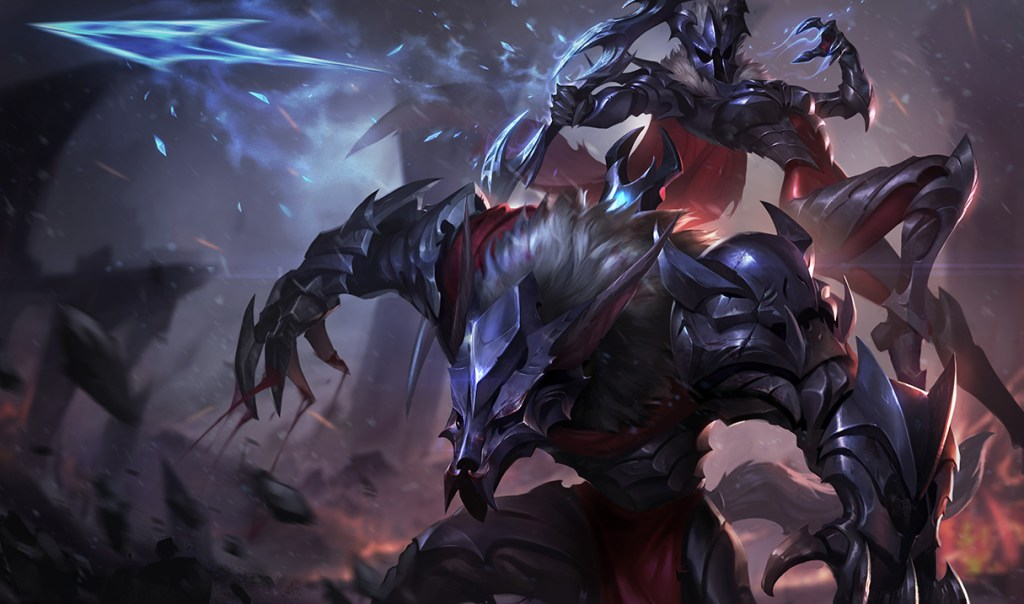 League of Legends warwick 7 1024x604 - League of Legends - PBE 10/01 - Rework Warwick, Novas Skins, Nerfs em Darius, Katarina, Yasuo