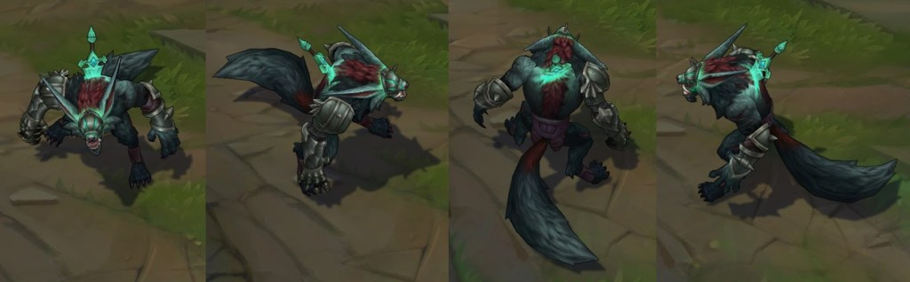 League of Legends warwick rework 8 1024x318 - League of Legends - PBE 10/01 - Rework Warwick, Novas Skins, Nerfs em Darius, Katarina, Yasuo