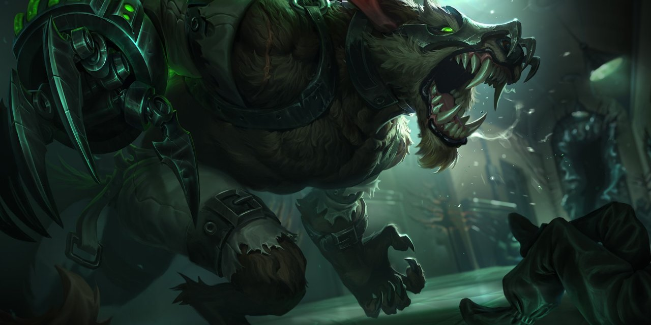 League of Legends – PBE 10/01 – Rework Warwick, Novas Skins, Nerfs em Darius, Katarina, Yasuo