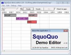 SquoQuo Demo Editor
