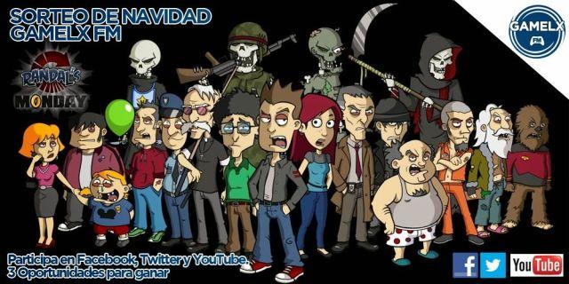 SorteoNavidadRandalsMonday