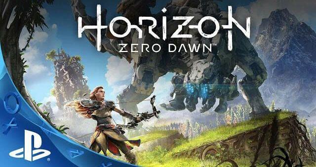 Análisis de Horizon Zero Dawn+ GAMELX 5×14