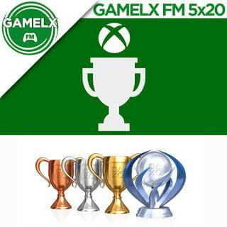 GAMELX 5×20 – Logros y Trofeos