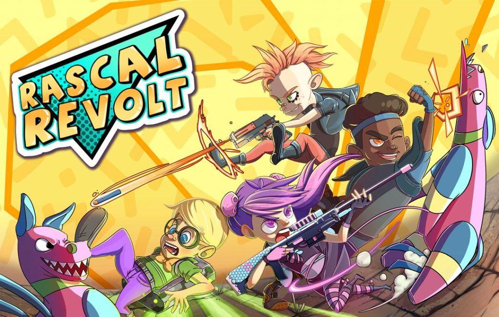 Rascal Revolt Key