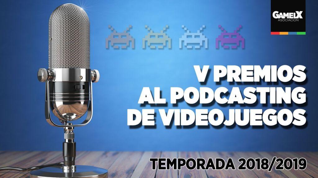 Premios Podcasting Videojuegos 2019