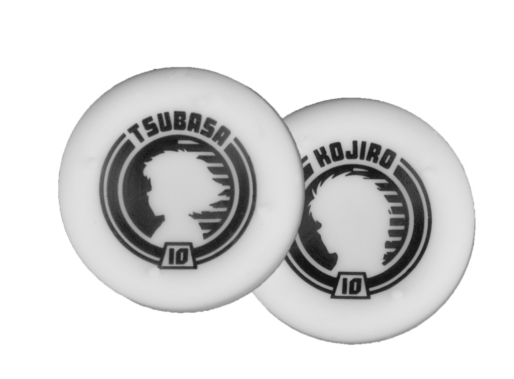 Combo Pack grips detail