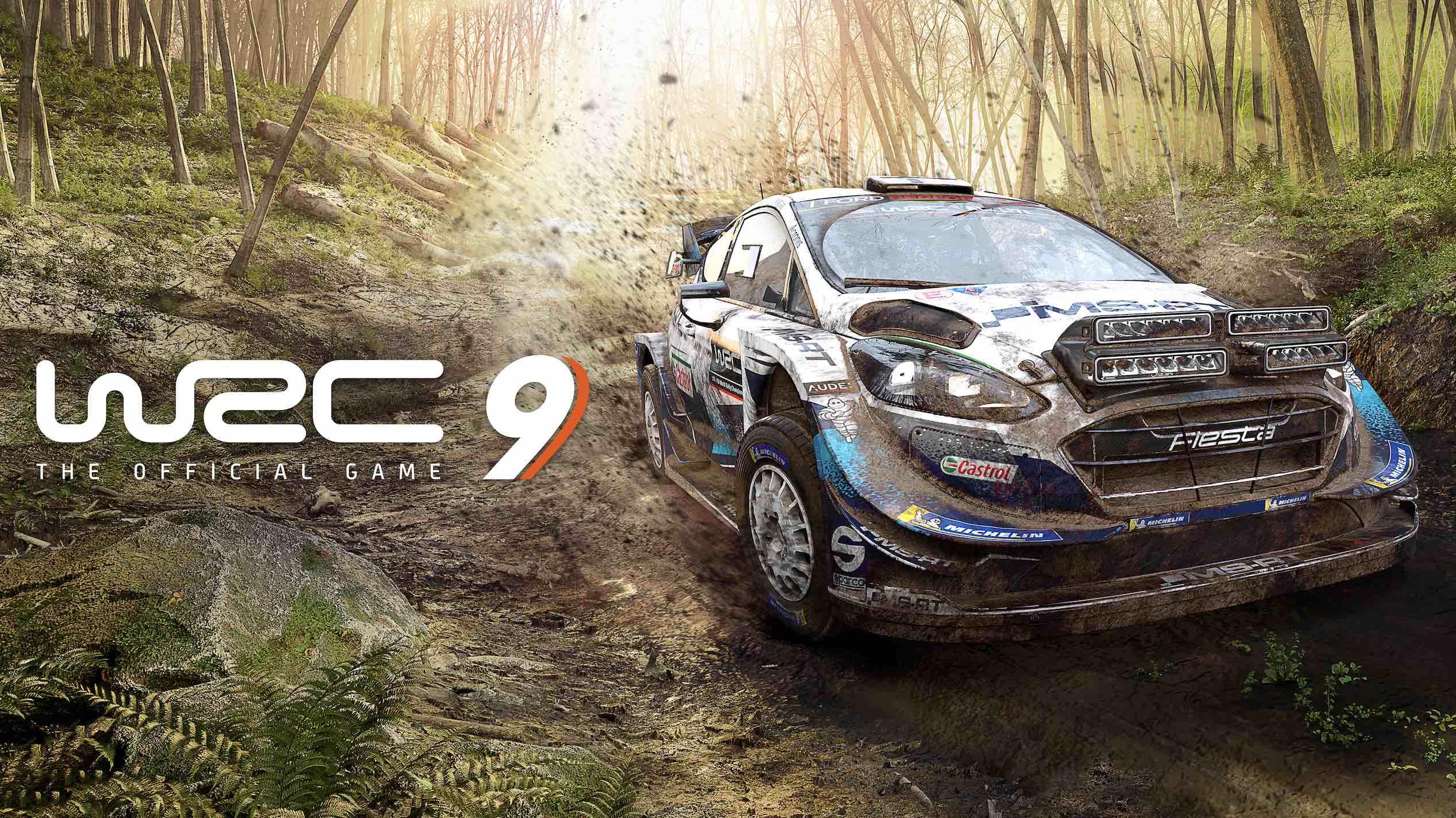 WRC 9 disponible en PlayStation 5 de lanzamiento