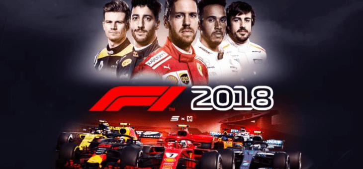 F1 2018 Gratis en Humble Bundle