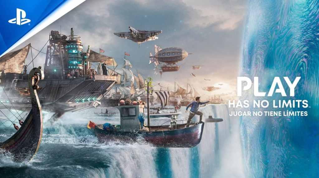 nuevo spot publicitario de PS5