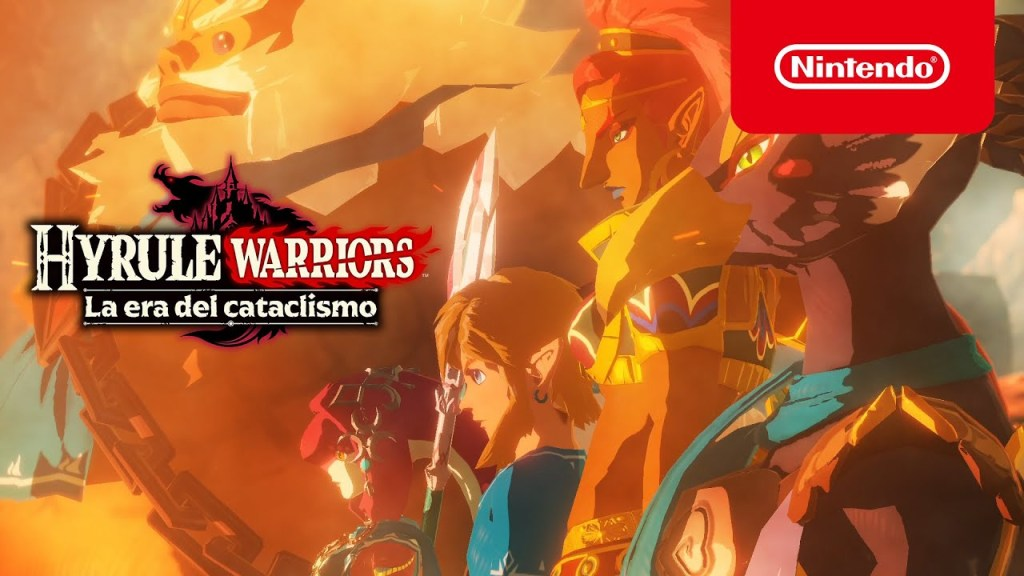 la era del cataclismo hyrule warriors