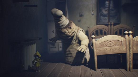 little nightmares screenshot 2