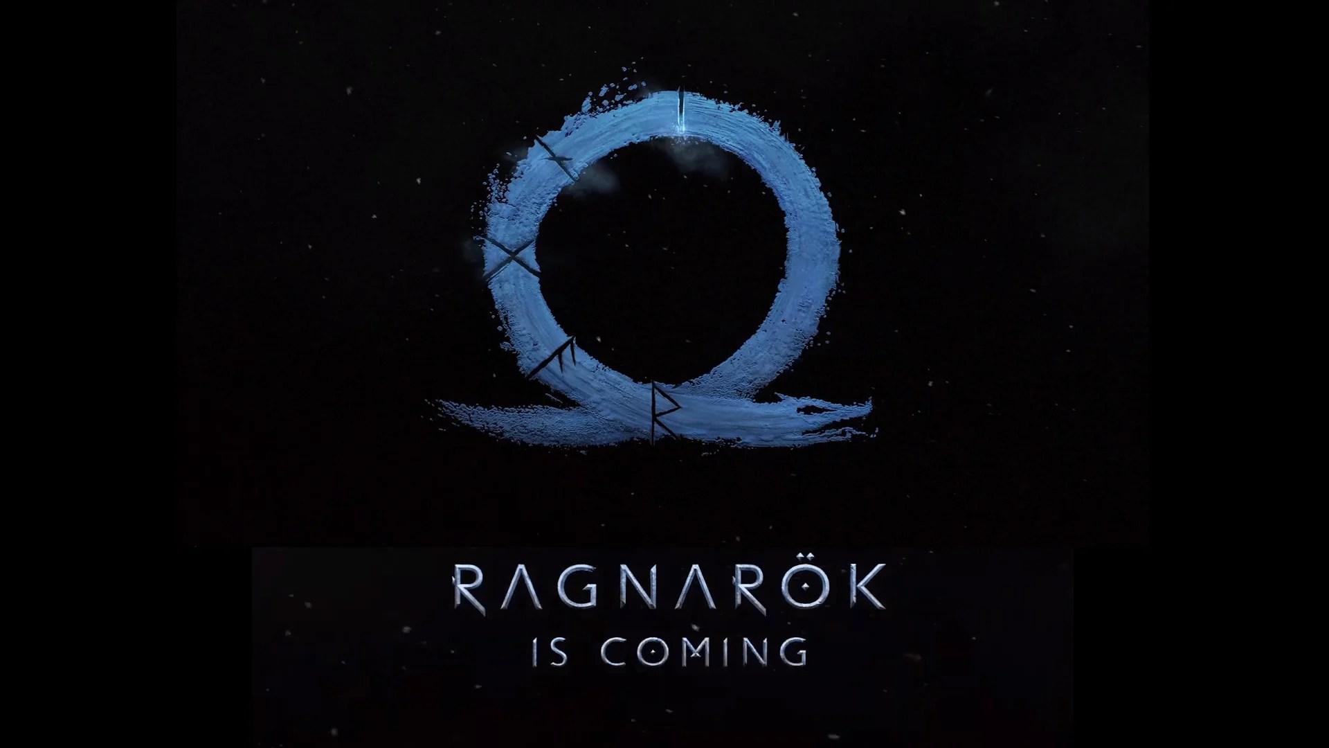ragnarok is coming