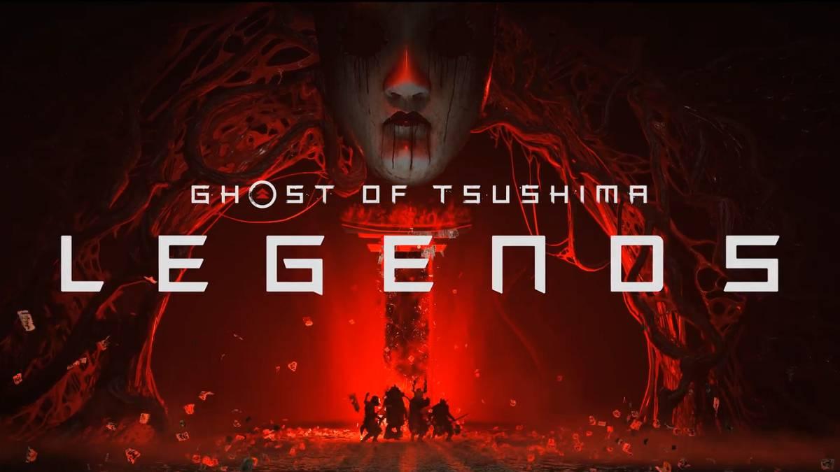 actualización 1.1 de Ghost of Tsushima