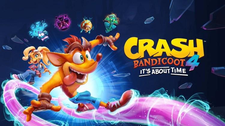 análisis crash bandicoot 4