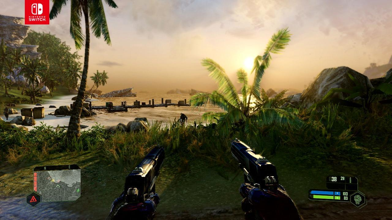 CrysisRemastered NintendoSwitch Screen01