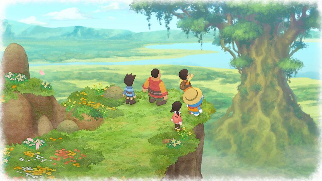 Doraemon looking big tree 1556013721