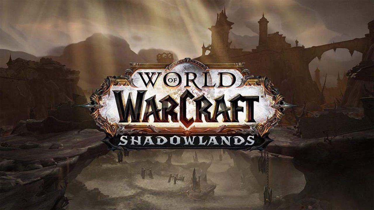parche preliminar de Shadowlands