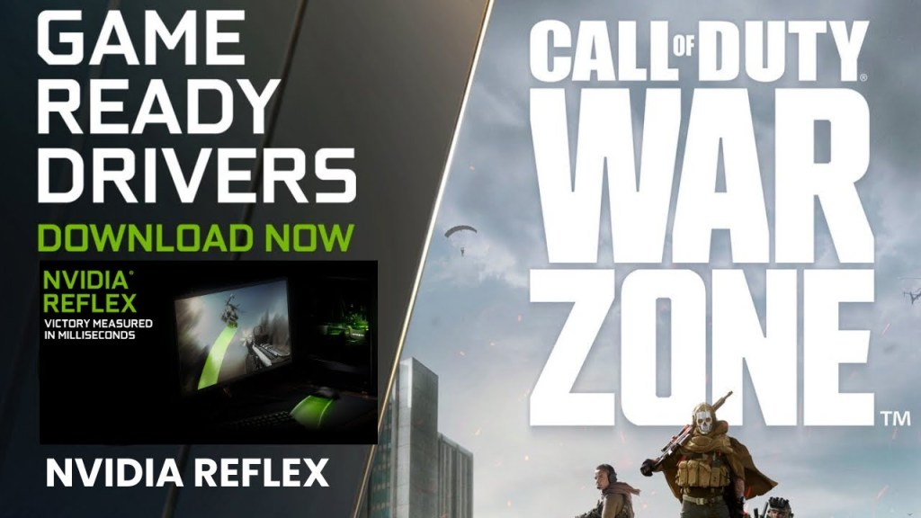 Reflex llega a Call of Duty