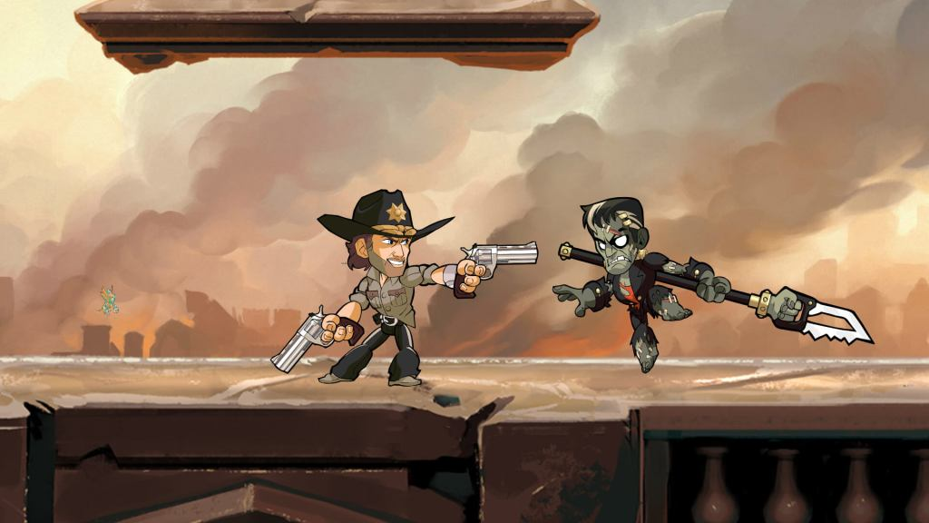 the walking dead en brawlhalla