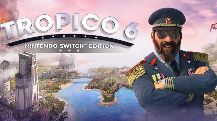 nintendo switch edition tropico 6