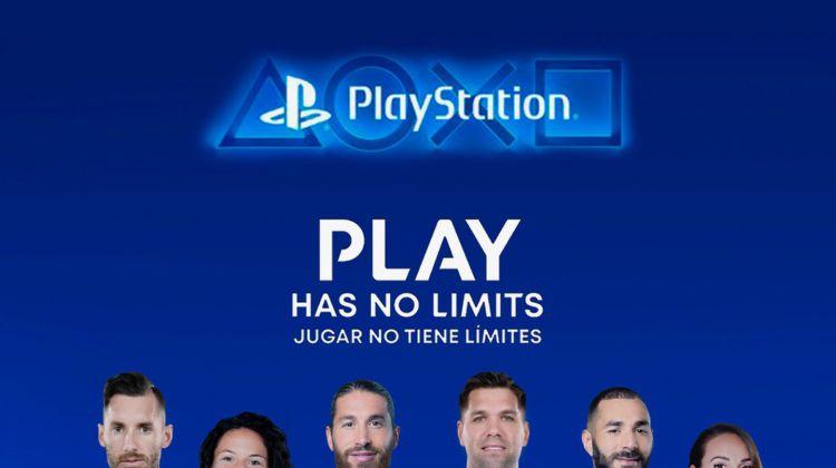Real Madrid C. F. da la bienvenida a PlayStation 5