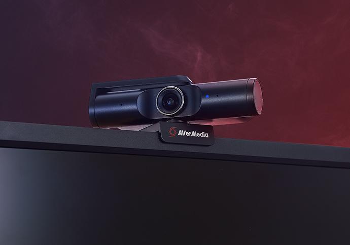 webcam con tecnología de IA