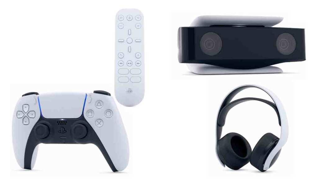 playstation 5 accesorios