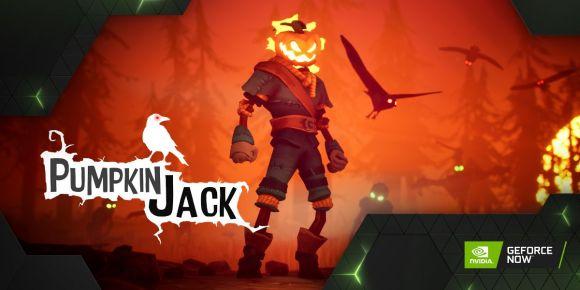 Pumpkin Jack en Geforce Now