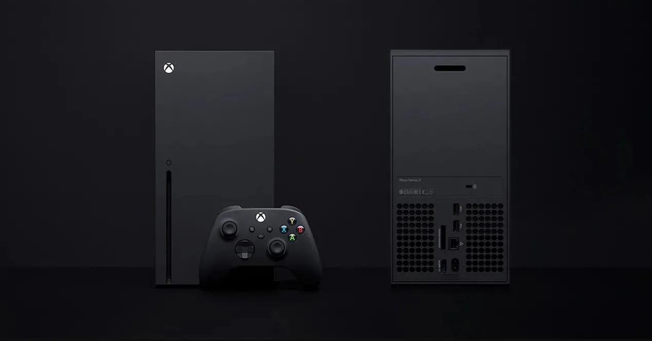 nueva xbox series x