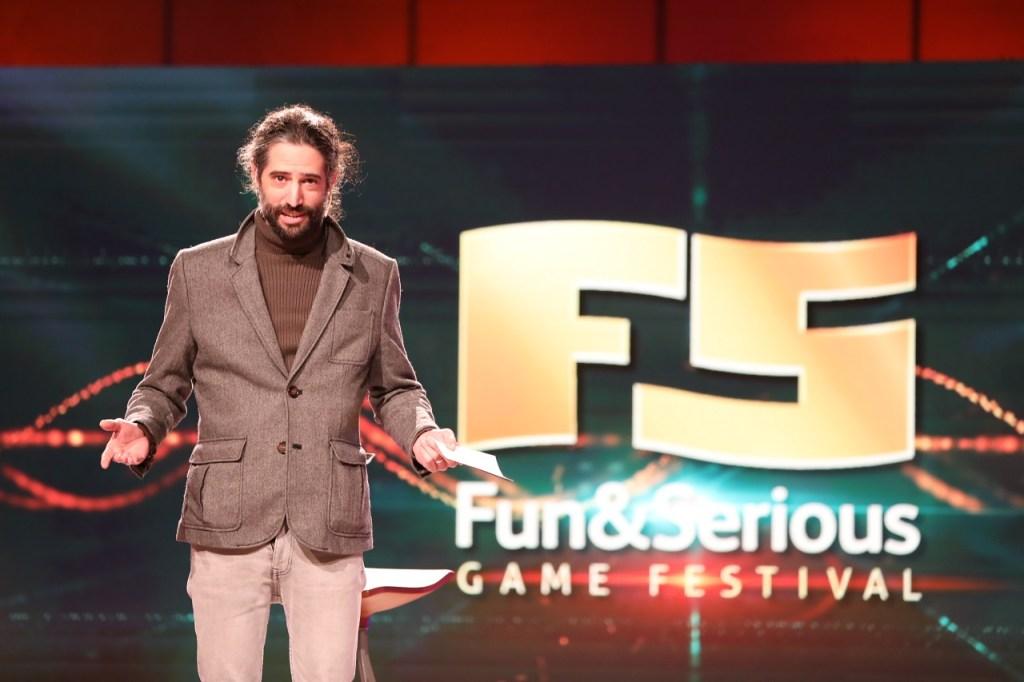 Presentación del evento Fun & Serious