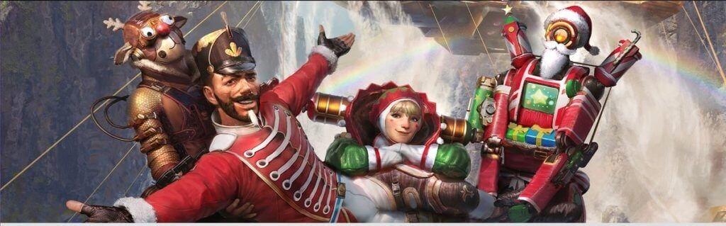 espíritu navideño llega a Apex Legends