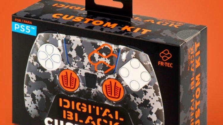 Kit Camo mando PS% Dual Sense de FR-TEC