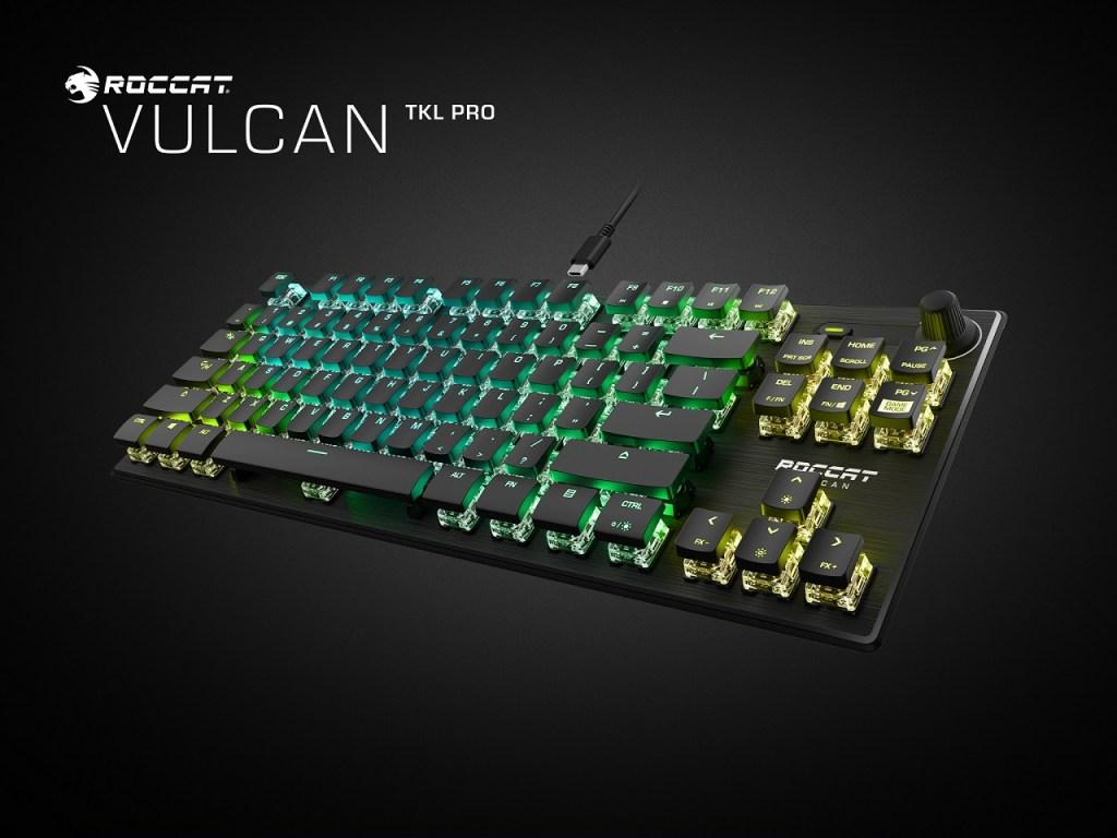 teclados vulcan tkl pro