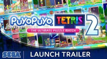 Puyo Puyo Tetris 2 trailer