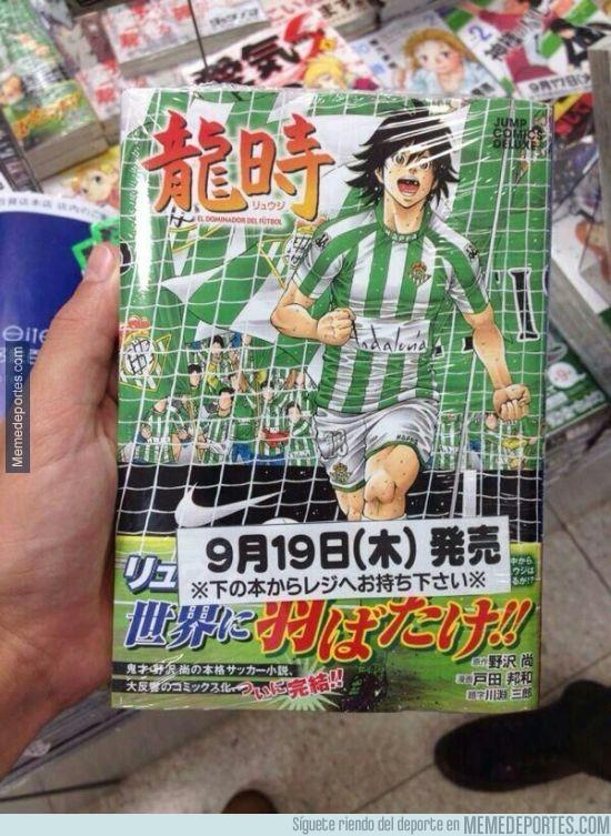 manga betis