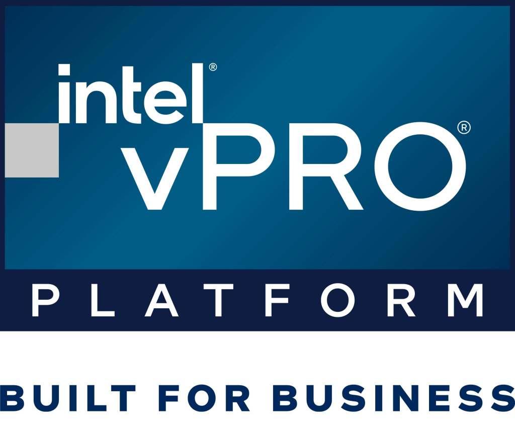 Intel vPro platform tagline1