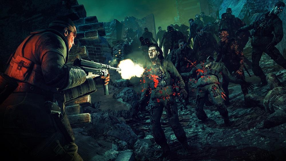 videojuegos sobre zombies