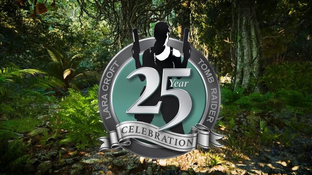 25 aniversario tomb raider