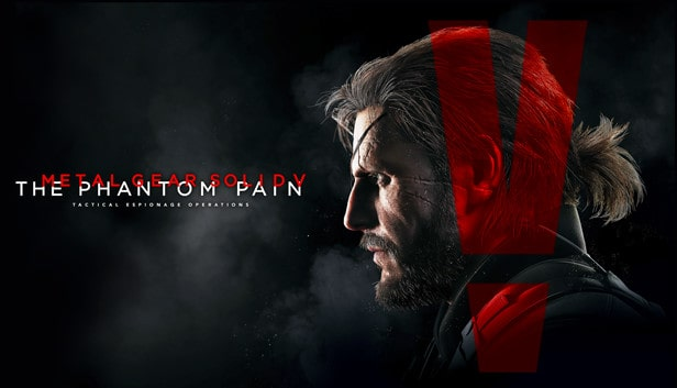 metal gear solid v the phantom pain parche