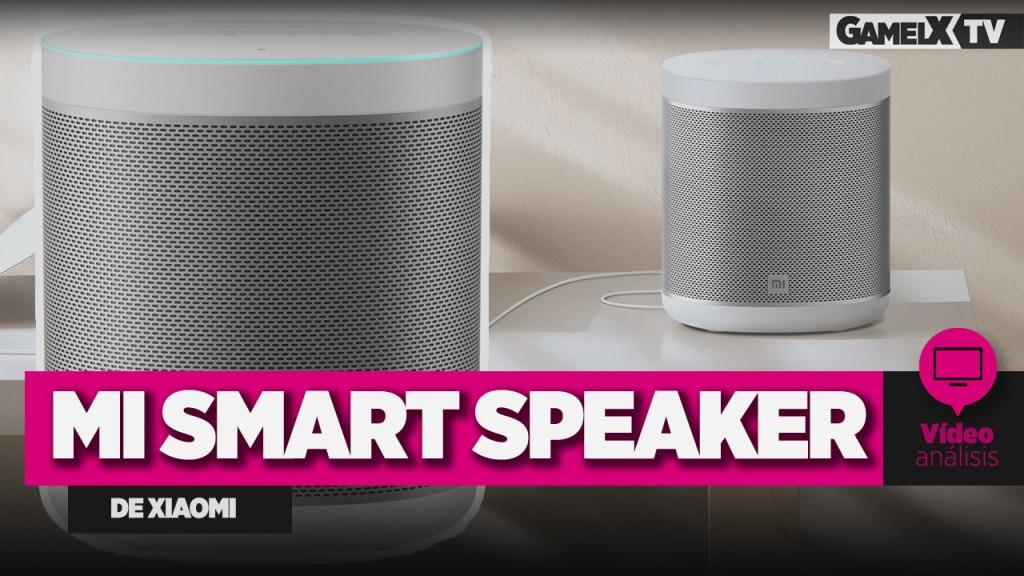 análisis del xiaomi mi smart speaker