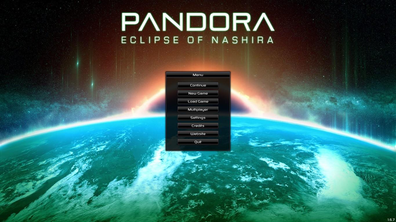 Pandora: Eclipse Of Nashira…