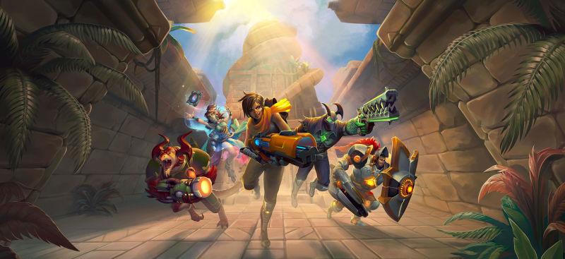 Paladins добавляют в игру режим Battle Royale