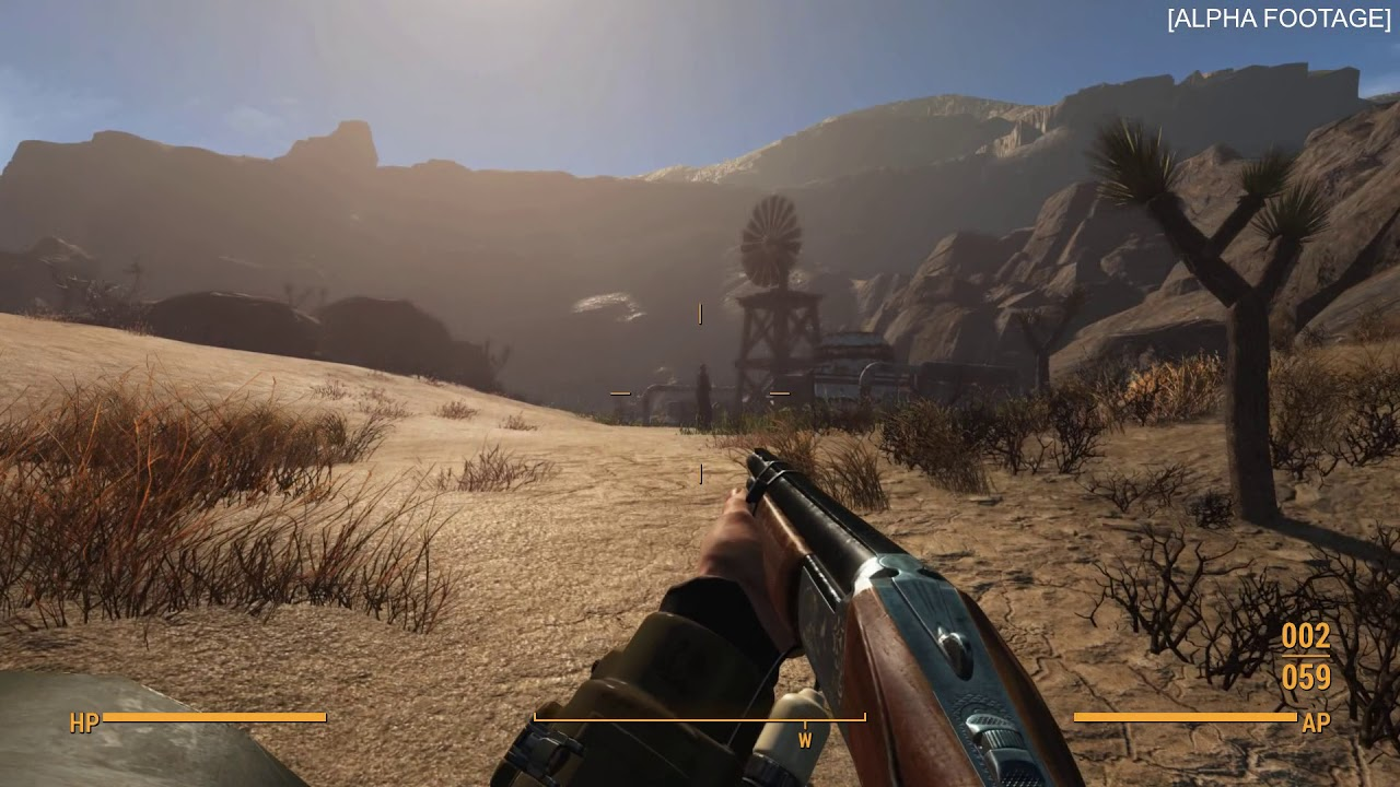 Внушительный мод для Fallout 4, который вернул нам наш New Vegas