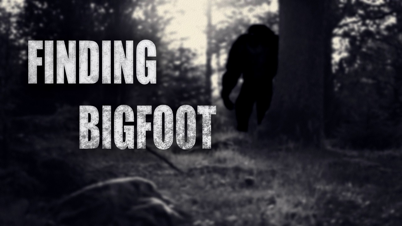 Finding Bigfoot…