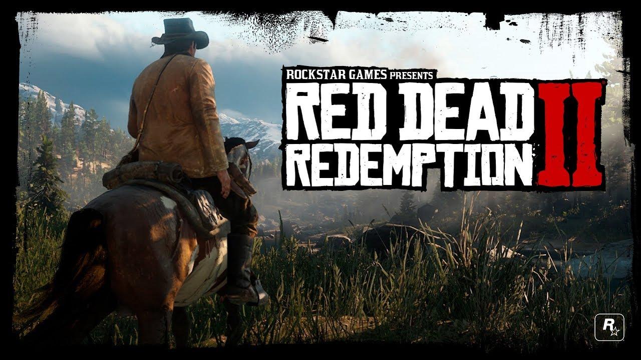 Геймплейный ролик Red Dead Redemption 2