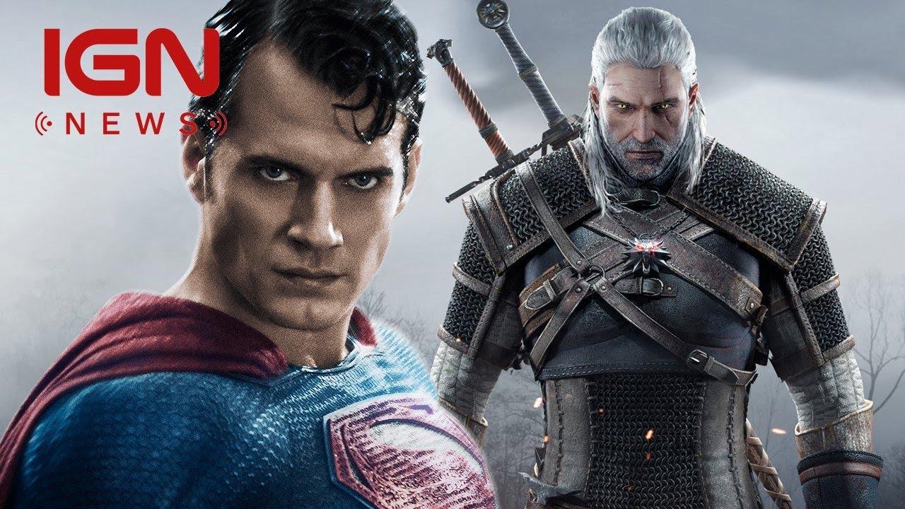 Генри Кавилл хочет сыграть Геральта в сериальной экранизации от Netflix