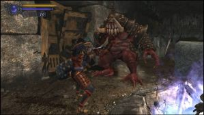 Onimusha Warlords screen 9