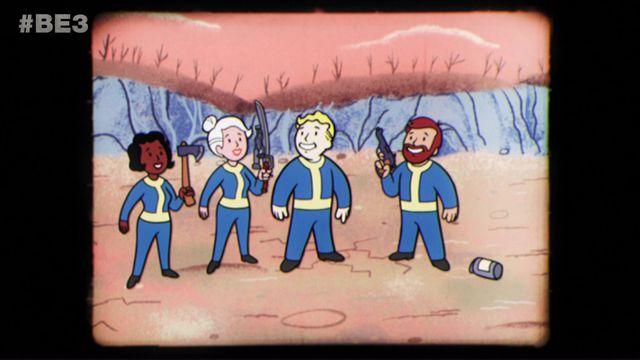 """Как Fallout 76 будет решать проблему """"гриферов"""""""