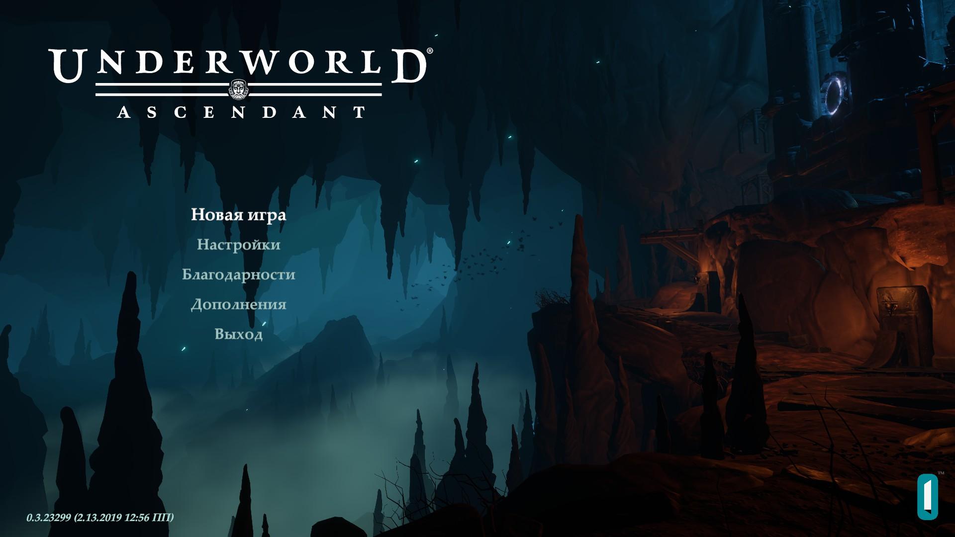 Underworld Ascendant…