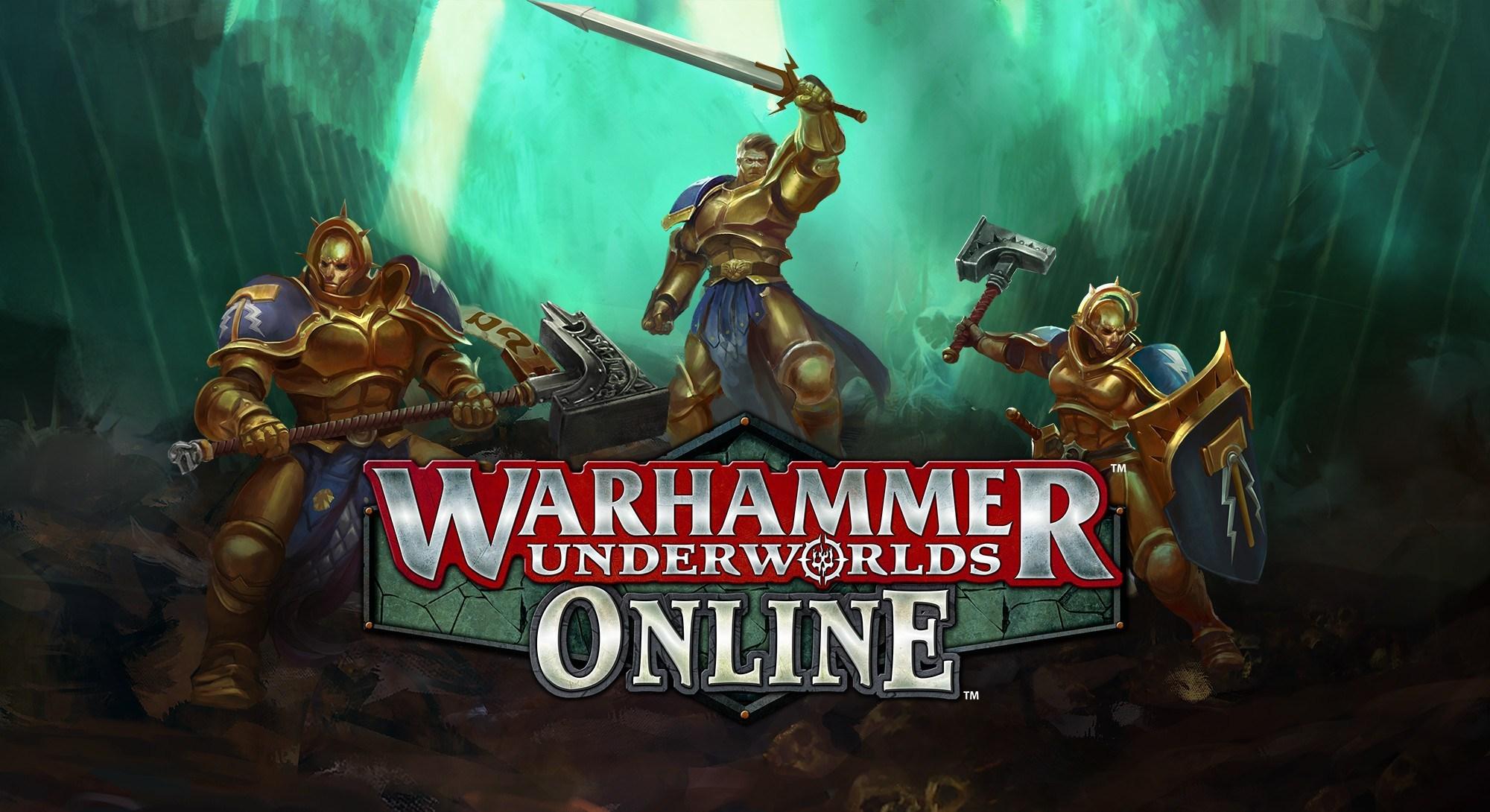 Со стола в цифру: анонс Warhammer Underworlds